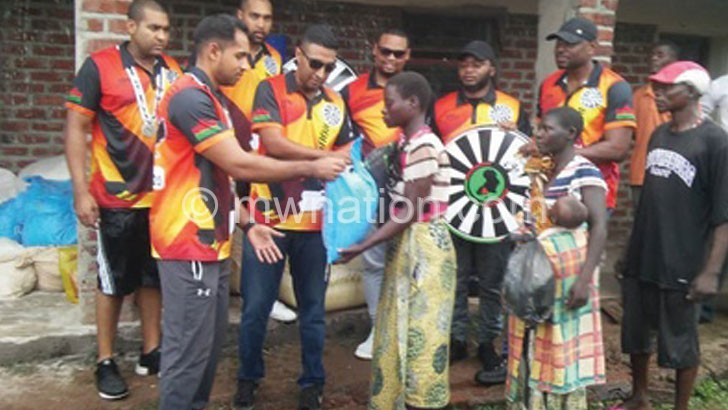 Round Table Malawi members | The Nation Online