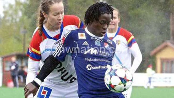 Tabitha leading scorer in Chinese Cup