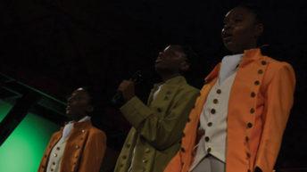SAIntS holds The Hamilton show