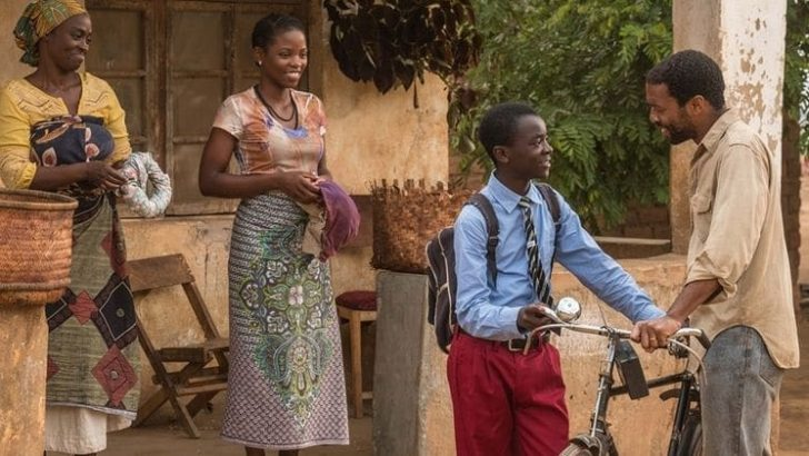 The Boy Who Harnessed the Wind in college tour