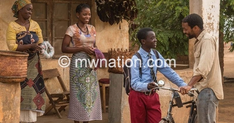 The Boy Who Harnessed the Wind painted | The Nation Online