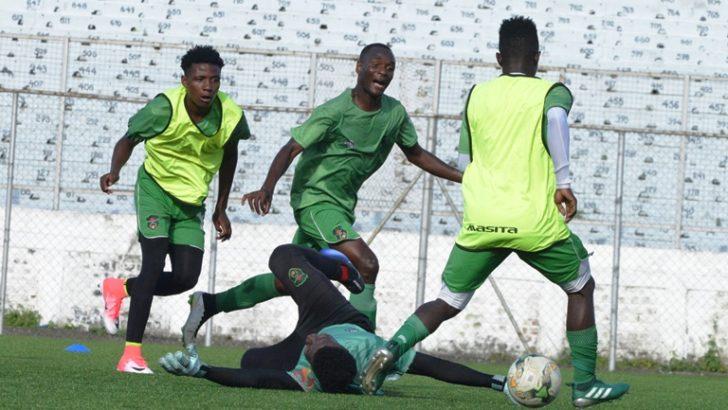 U-23 aim for Zambia scalp