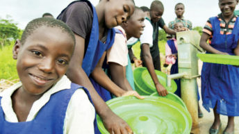 Water for safer schools