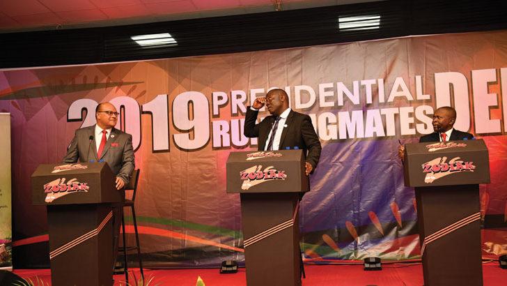 Mzuzu hosts running mates debate tonight