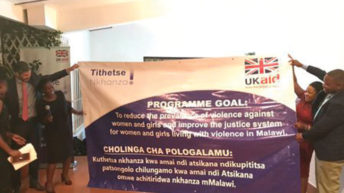 DfID launches anti-gender violence programme