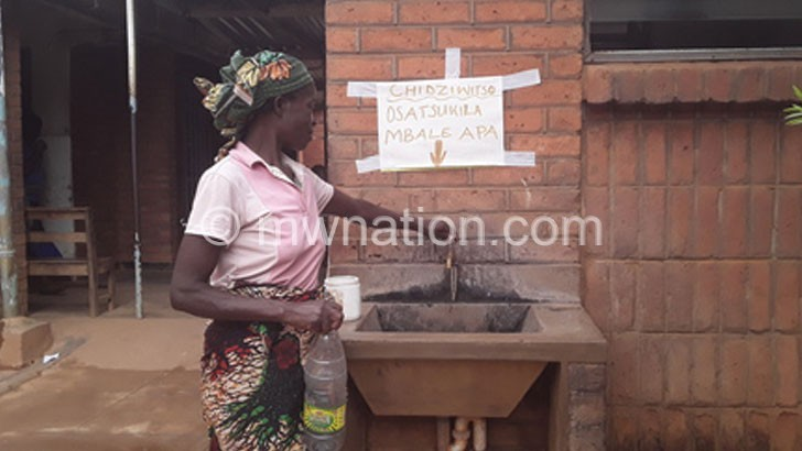 dry tap | The Nation Online