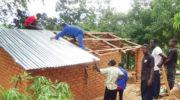Mzuzu SDA youth donate to widow