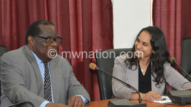 Treasury upbeat as  IMF team returns