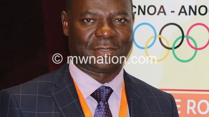 Kanjala in African Games coordination committee