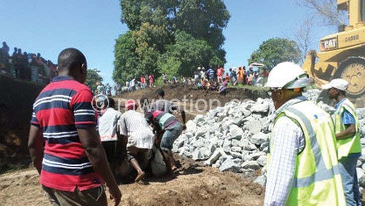 Minister pledges swift  response to disasters