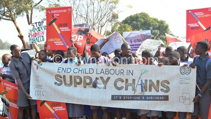 CHILD LABOUR | The Nation Online