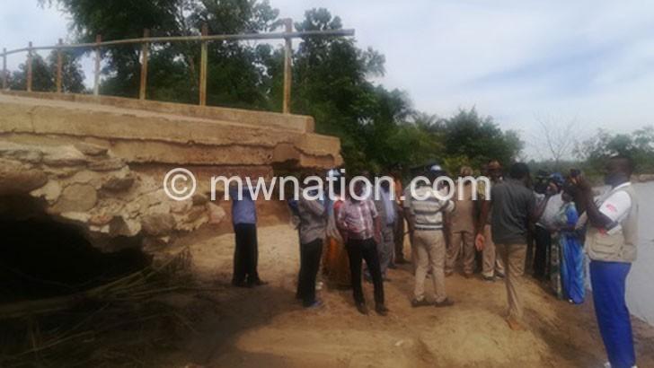Changwina Bridge | The Nation Online