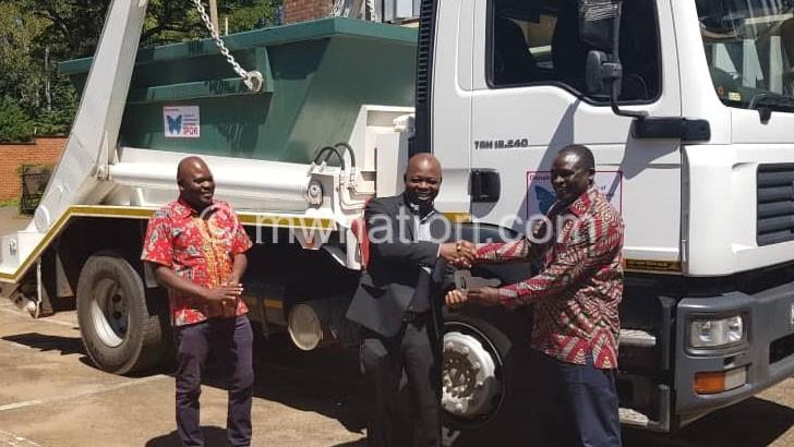 Ipor powers Zomba City sanitation drive