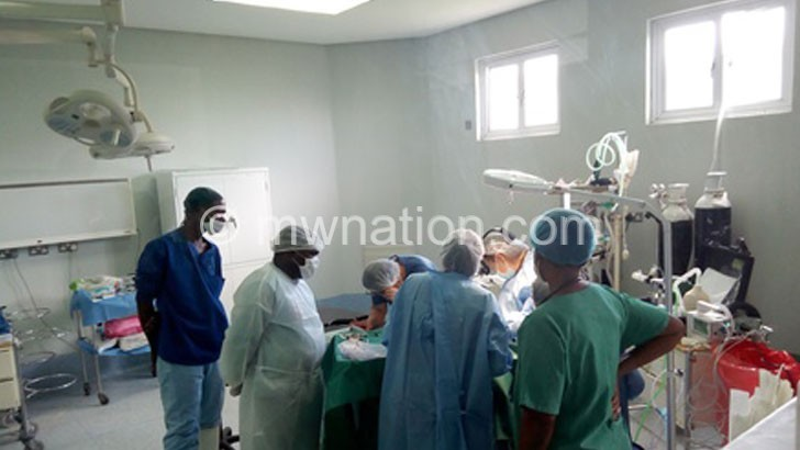 FOREIGN SURGEONS | The Nation Online