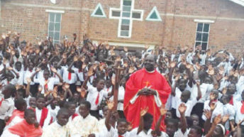 Catholic outstation yields first priest in 75 years