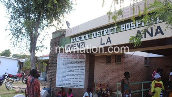 MANGOCHI DISTRICT HOSPITAL | The Nation Online