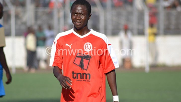 Mkwate off to Zambia for trials