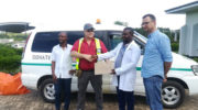 Nkhata Bay District Hospital gets ambulance