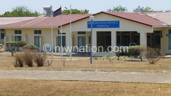 NKHOTAHOTA DISTRICT HOSPITAL | The Nation Online