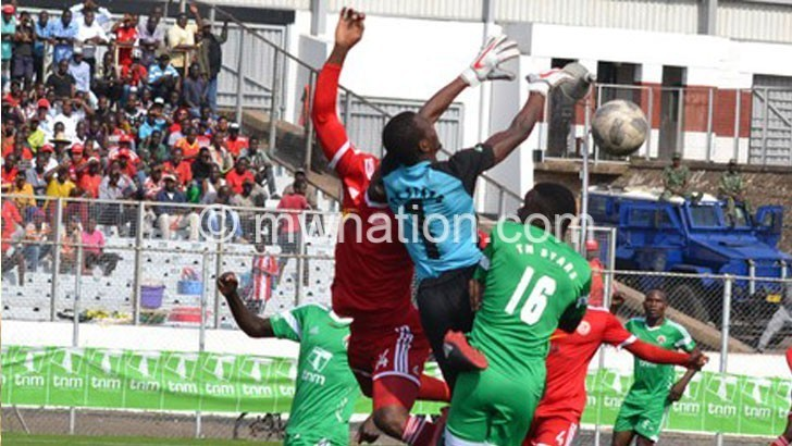 Meke admits his  absence affects club