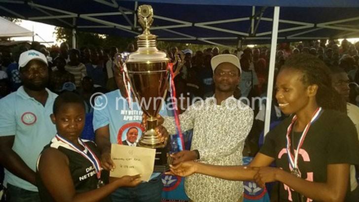 Phiri trophy   The Nation Online