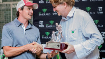 Spencer wins TNM Malawi Open