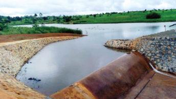 Gala Dam excites farmers