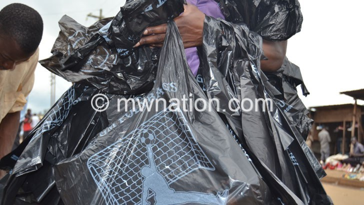 Thin plastic | The Nation Online