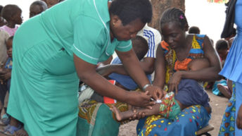 Ministry, Unicef in measles  vaccination campaign