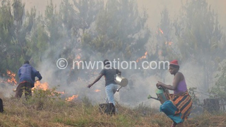 VIPHYA fire | The Nation Online