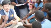 Managing menses during crisis
