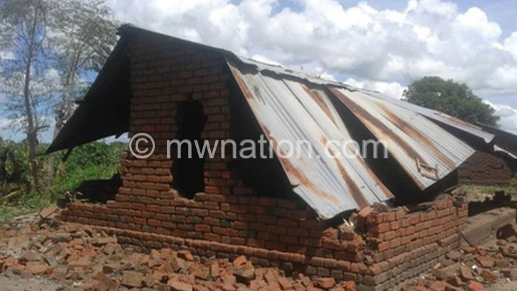 a DEMOLISHED HOUSES | The Nation Online