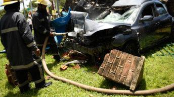 16 die in Easter road accidents