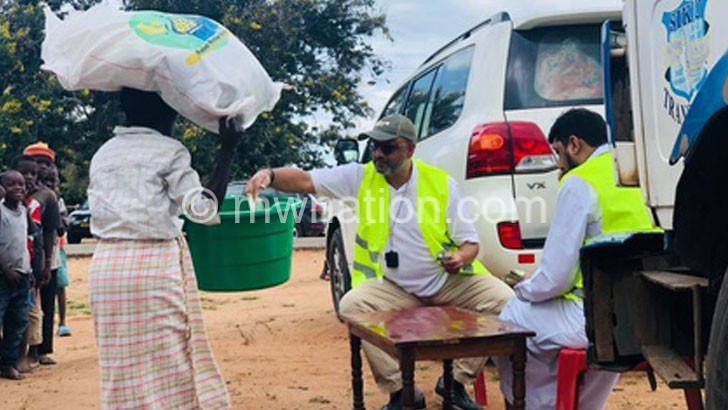 Association donates K120m relief items to flood victims