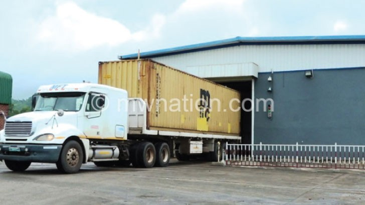 cargo | The Nation Online