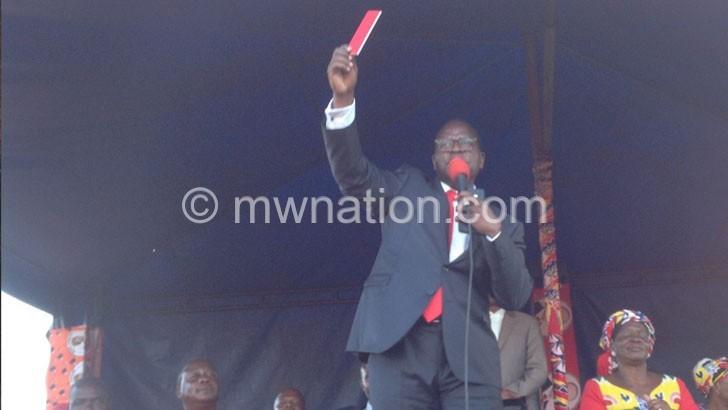 MCP quashes DPP manifesto