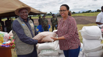 Tobacco processors group donates to flood victims