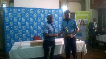 Menes grabs international award