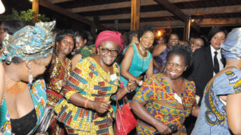US Ambassador treats women to fun