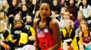 Mvula torments Ngwira in  English netball
