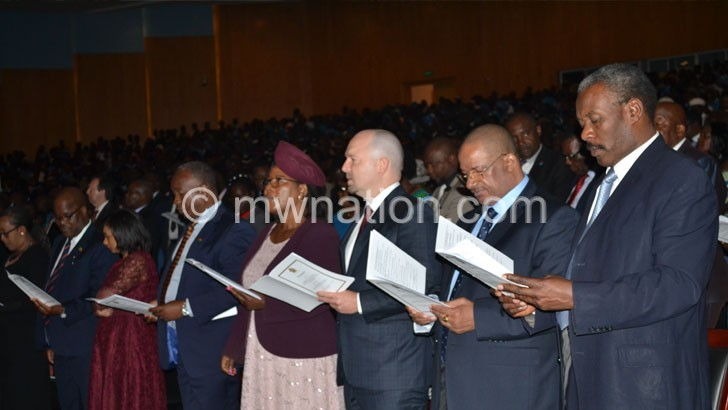 PAC prayers, peace pact signing May 4