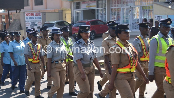 police 1 | The Nation Online