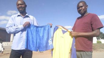 RVG donates uniform to Chichiri Prison