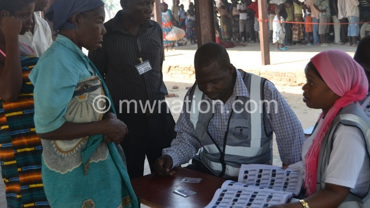voters | The Nation Online