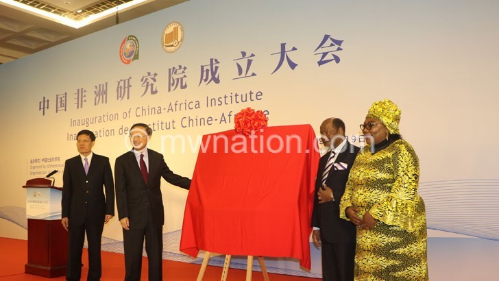 China unveils new forum to bolster Sino-Africa ties
