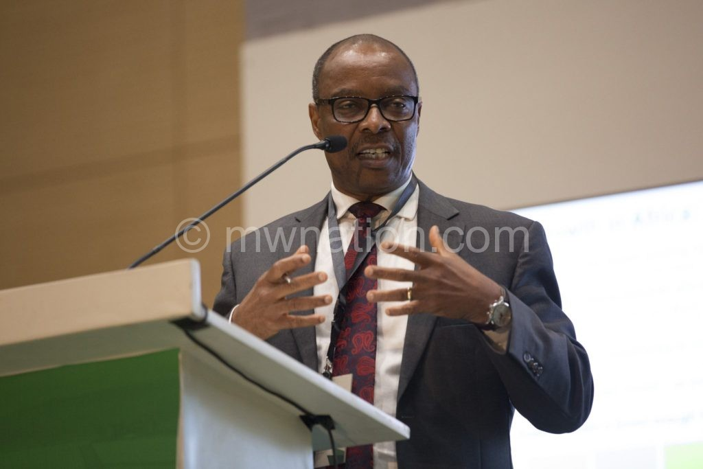 AGGF Professor Anthony Nyong | The Nation Online
