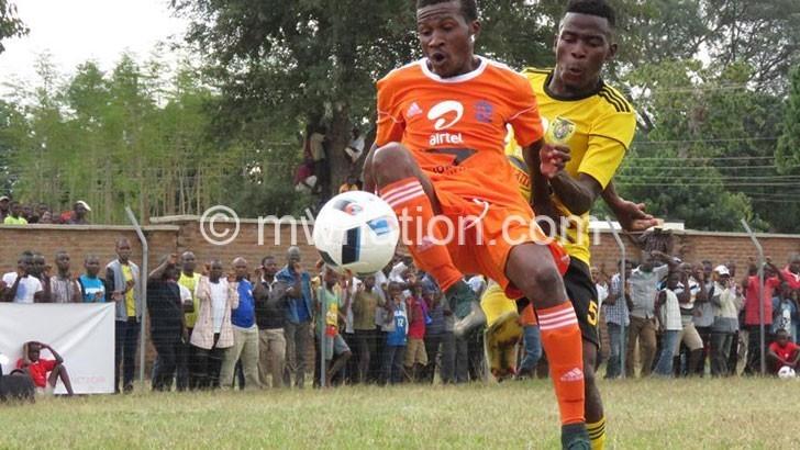 Chande leading scorer  in Chipiku League