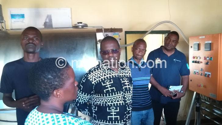 Dedza farmers to start selling homogenised milk