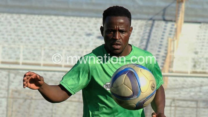 Gaba in Cosafa golden boot chase