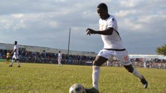 SA club clears Kamwendo
